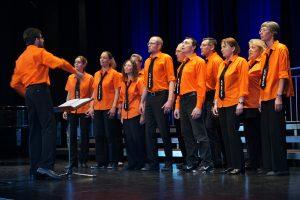 neue Chorleitung